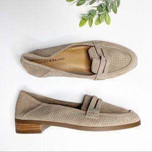 Lucky Brand- Women's Caviep Loafer - Size 8.5